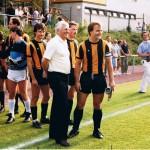 Bundestrainer Jupp Derwall