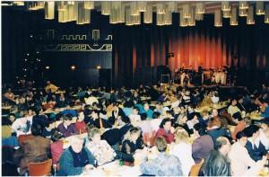 Jahresabschlussfeier in der Stadthalle St. Ingbert
