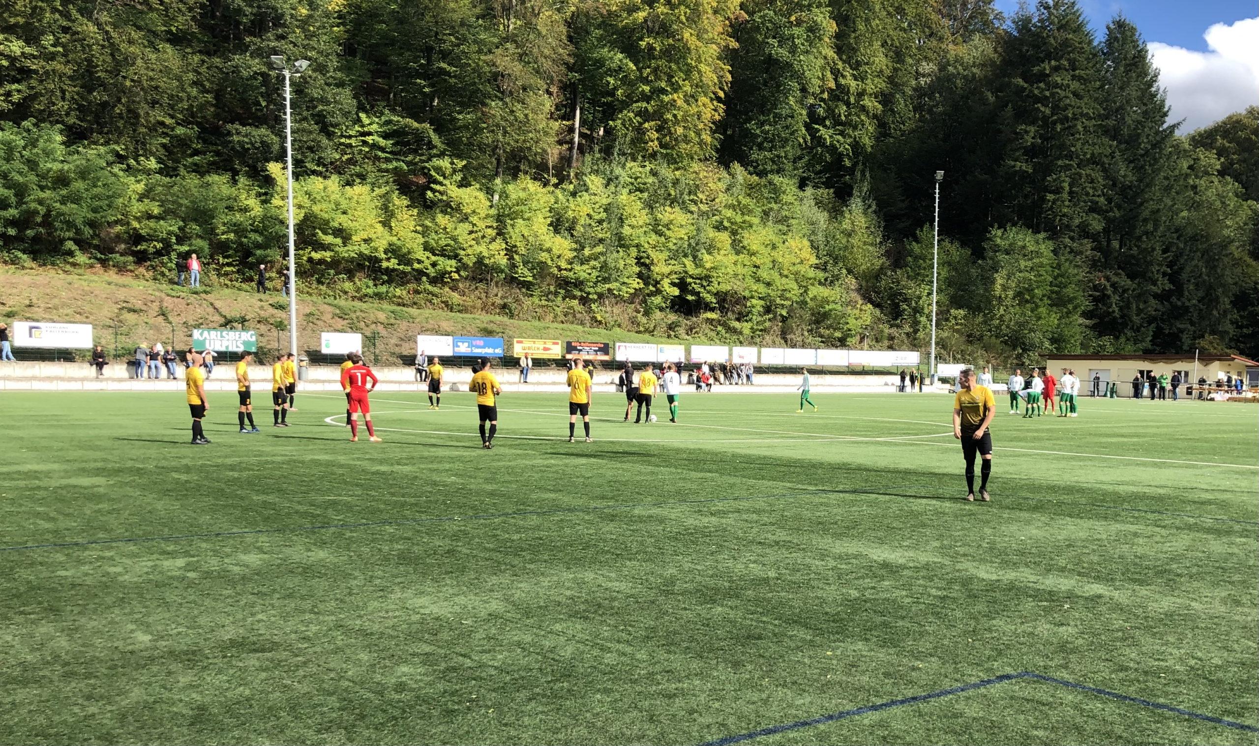 Vorschau: Spiele am Wochenende vom 09.10-11.10