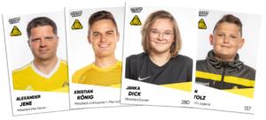 Read more about the article Wir bekommen unser vereinseigenes Stickeralbum!